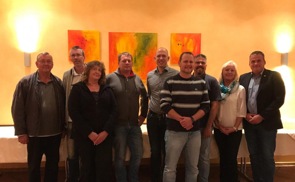 Gemeinsam mehr erreichen – Fusion der Ortsverbände Sachsenhagen & Auhagen